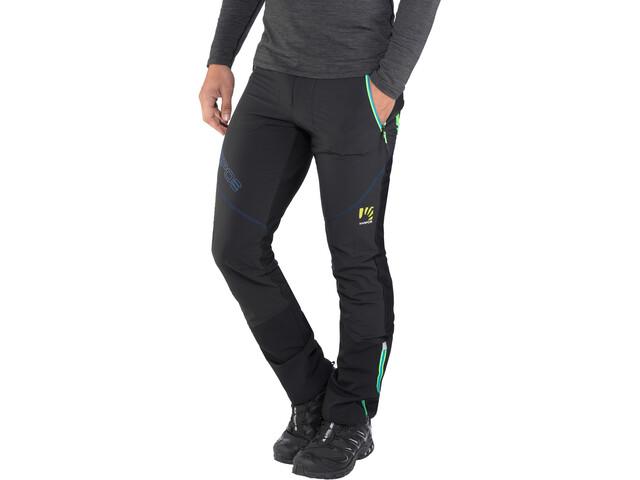 Karpos Alagna Plus Pantalones Hombre, black/bluette